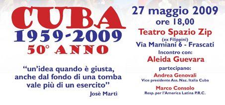 Cuba 1959 – 2009