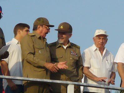 La Habana 1° maggio 2007
