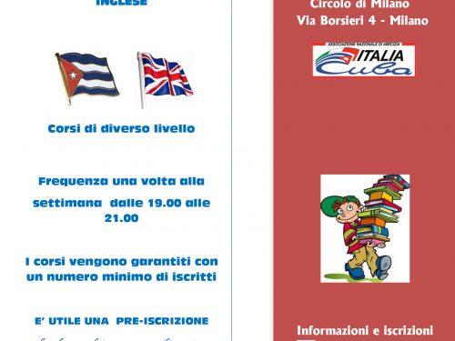 """Circolo """"Arnaldo Cambiaghi"""" Milano"""